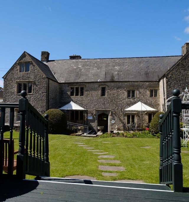 Luxury Hotel & 2 AA Rosette Restaurant in South Wales